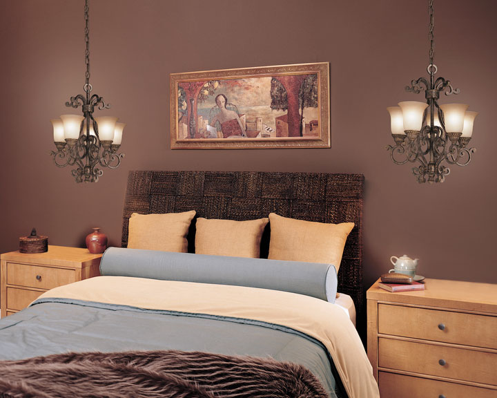 Bedroom Lighting 1 & Photo Gallery | Premier Lighting azcodes.com