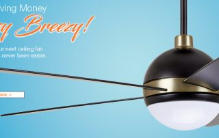 Indoor and Outdoor Ceiling Fan Specials