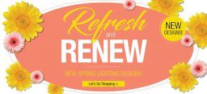 Refresh and Renew Lighting