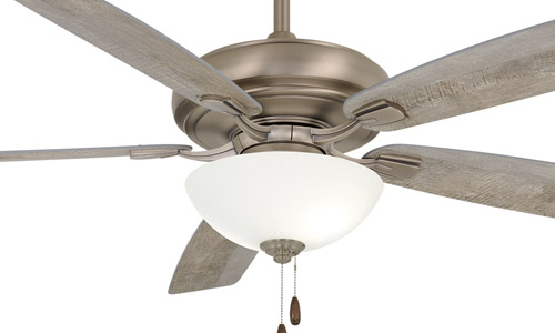 """Ashland Collection 52"""" 5-Blade Ceiling Fan in Oil Rubbed Bronze with Timber Gray Blades Emerson CF717AORB"""